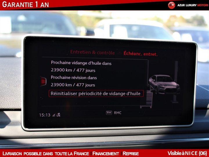 Audi A5 II 30 TDI COUPE QUATTRO V6 218 S LINE - 15