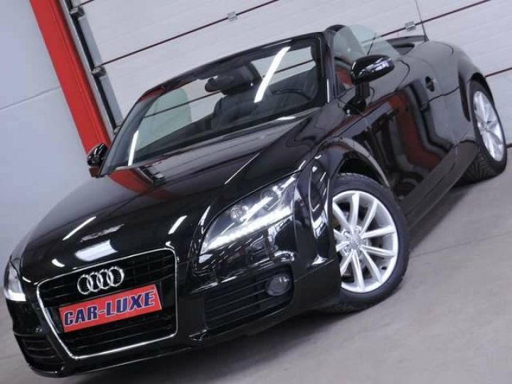 Audi TT 18TFSI 16OCV XENON LED GPS CUIR CLIM FULL - 1