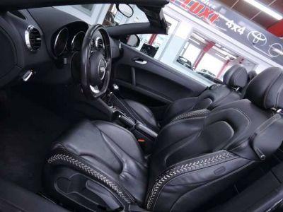 Audi TT 18TFSI 16OCV XENON LED GPS CUIR CLIM FULL   - 3