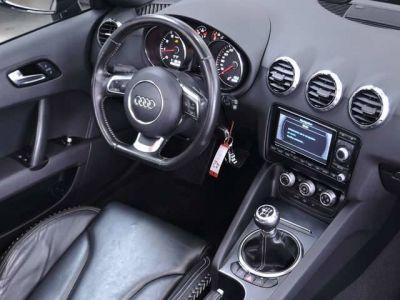Audi TT 18TFSI 16OCV XENON LED GPS CUIR CLIM FULL   - 8
