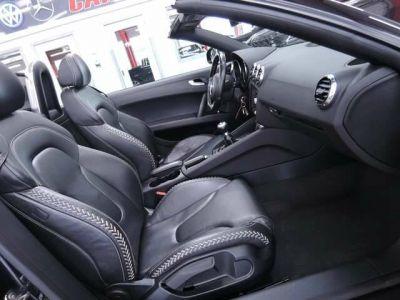 Audi TT 18TFSI 16OCV XENON LED GPS CUIR CLIM FULL   - 11
