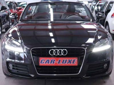 Audi TT 18TFSI 16OCV XENON LED GPS CUIR CLIM FULL   - 15