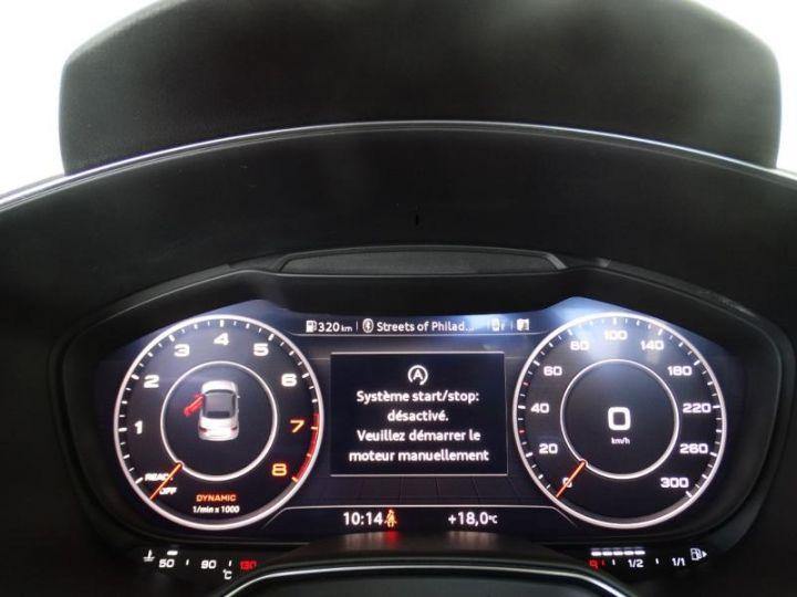 Audi TT Roadster 1.8 TFSI 180ch S line - 12