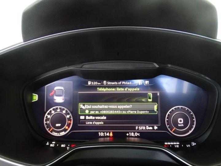 Audi TT Roadster 1.8 TFSI 180ch S line - 13
