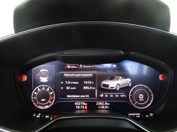 Audi TT Roadster 1.8 TFSI 180ch S line - 15