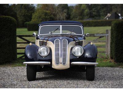 BMW 02 327 CABRIOLET - 1939   - 2