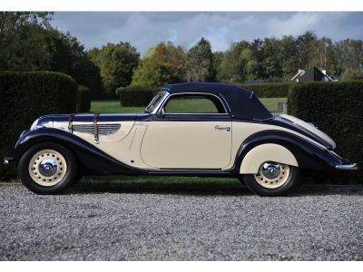 BMW 02 327 CABRIOLET - 1939   - 4