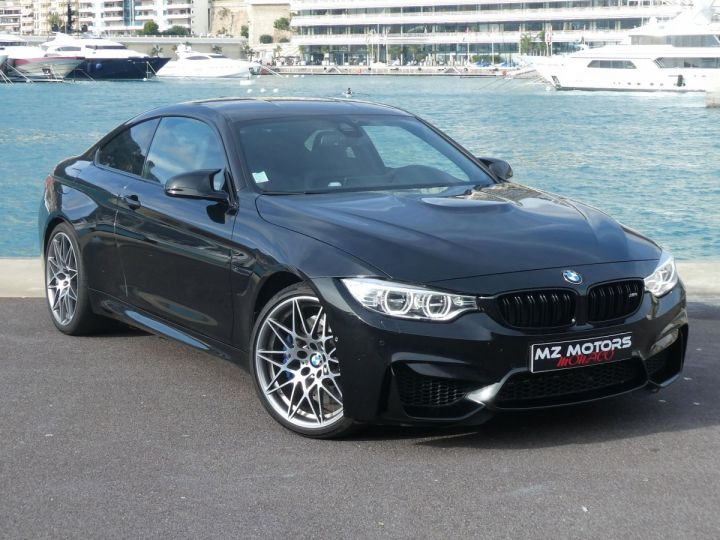 BMW M4 COMPETITION F82 COUPE 450CV DKG7 - 5