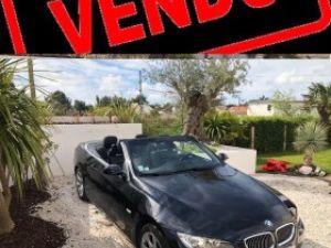 BMW Série 3 serie cabriolet 330d luxe 4   - 1