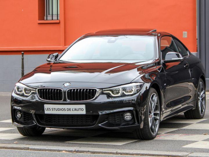 BMW Série 4 SERIE I (F32) 440iA xDrive 326ch M Sport - 1