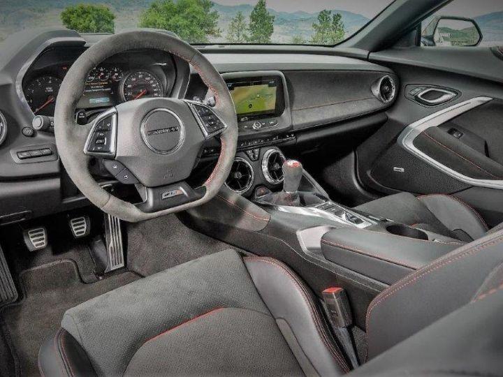 Chevrolet Camaro Zl1 1le v8 62 l supercharged 650 hp - 7