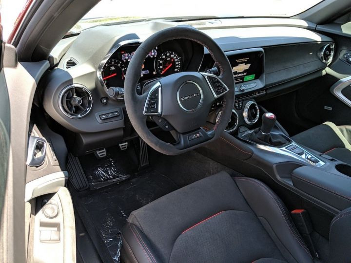 Chevrolet Camaro Zl1 v8 62l lt4 supercharged 650hp rwd bva10 - 25