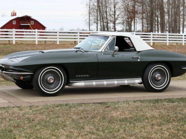 Chevrolet Corvette 1967 - 1