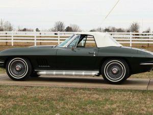 Chevrolet Corvette 1967   - 4
