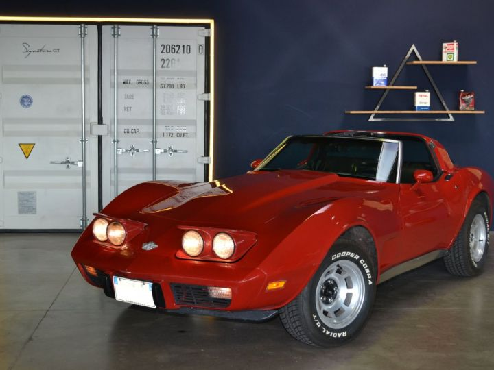 Chevrolet Corvette C3 - 4