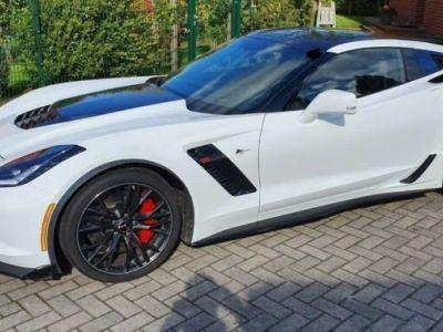 Chevrolet Corvette *C7 TARGA SUPERCHARGED* 62 V8 659 CV *Z06* CARBON 65 AT8/Garantie 12 MOIS    - 2