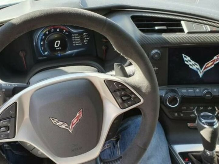 Chevrolet Corvette *C7 TARGA SUPERCHARGED* 62 V8 659 CV *Z06* CARBON 65 AT8/Garantie 12 MOIS  - 4