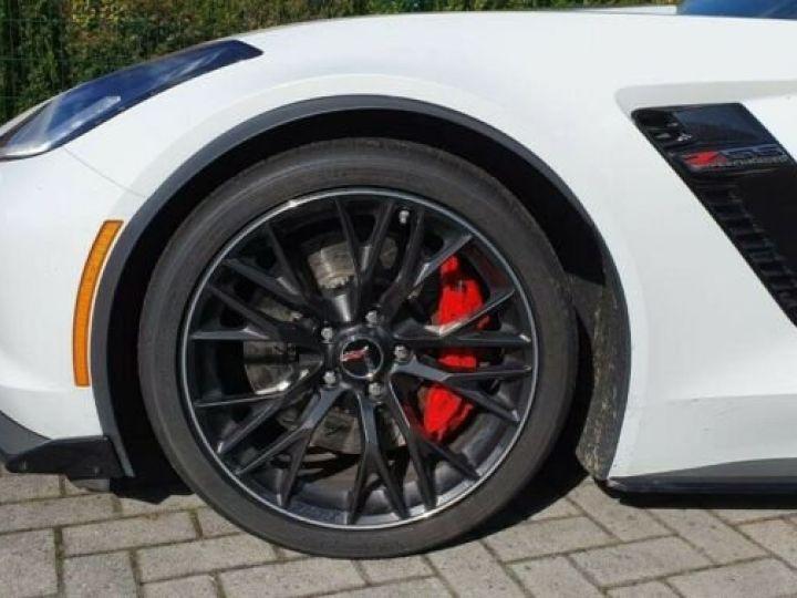 Chevrolet Corvette *C7 TARGA SUPERCHARGED* 62 V8 659 CV *Z06* CARBON 65 AT8/Garantie 12 MOIS  - 16