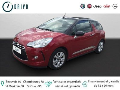 Citroen DS3 16 VTi So Chic 6cv   - 1