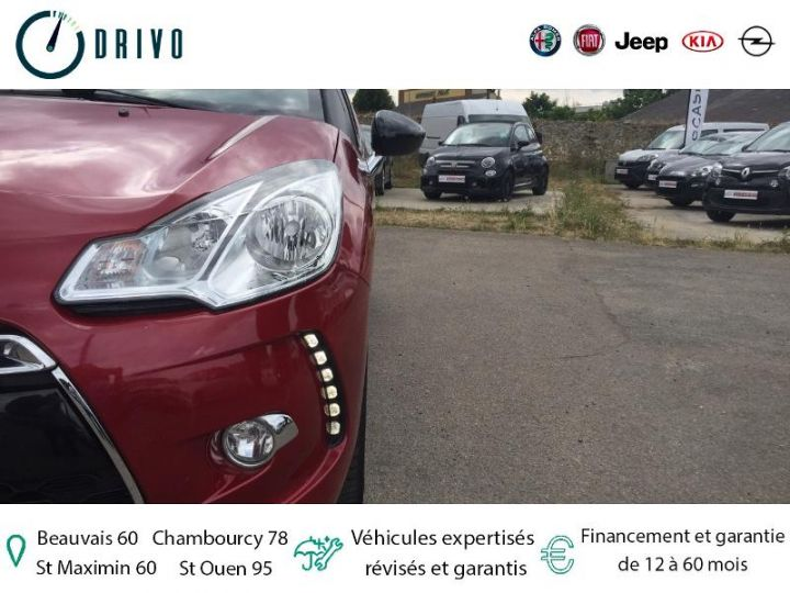 Citroen DS3 16 VTi So Chic 6cv - 20