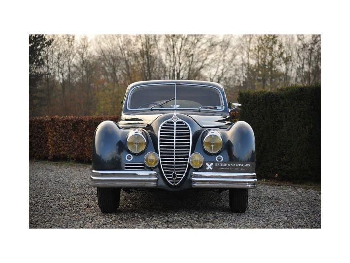 Delahaye 135 135MS Coupé - 2