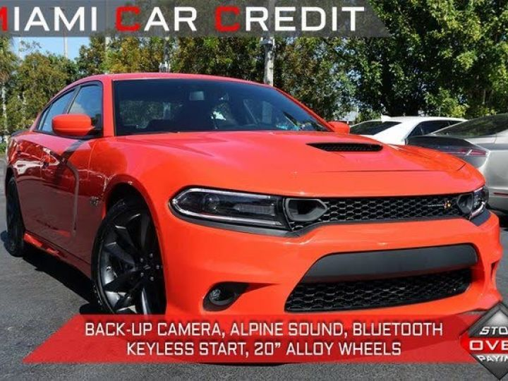 Dodge CHARGER R/t scat pack v8 hemi 64l 485hp - 15