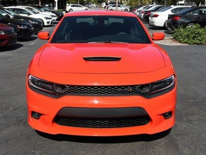 Dodge CHARGER R/t scat pack v8 hemi 64l 485hp - 16