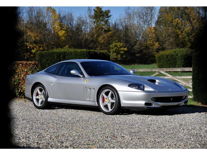 Ferrari 550 Maranello Maranello 3975 km - 1