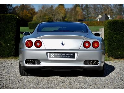 Ferrari 550 Maranello Maranello 3975 km   - 10