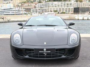 Ferrari 599 GTB V12 6.0 F1   - 2
