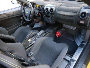Ferrari F430 Scuderia F1, Harnais, Carbone+LED, Navi, Bluetooth   - 6