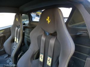 Ferrari F430 Scuderia F1, Harnais, Carbone+LED, Navi, Bluetooth   - 8