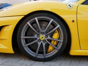 Ferrari F430 Scuderia F1, Harnais, Carbone+LED, Navi, Bluetooth   - 11