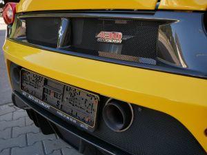 Ferrari F430 Scuderia F1, Harnais, Carbone+LED, Navi, Bluetooth   - 13
