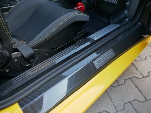 Ferrari F430 Scuderia F1, Harnais, Carbone+LED, Navi, Bluetooth   - 19