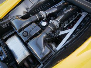 Ferrari F430 Scuderia F1, Harnais, Carbone+LED, Navi, Bluetooth   - 21