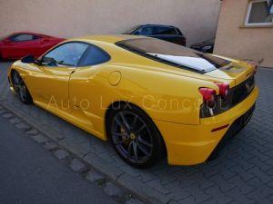 Ferrari F430 Scuderia F1, Harnais, Carbone+LED, Navi, Bluetooth   - 4
