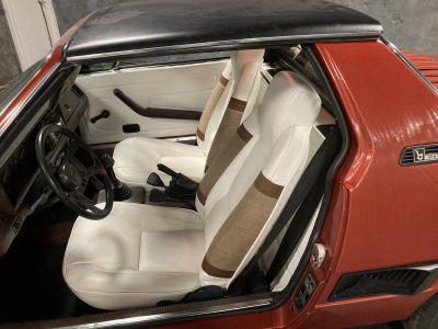 Fiat X 1/9 5 SPEED   - 10