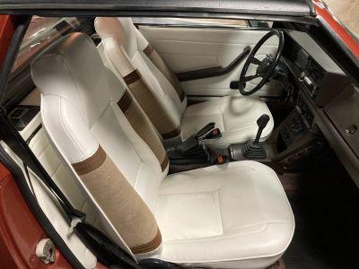 Fiat X 1/9 5 SPEED   - 18
