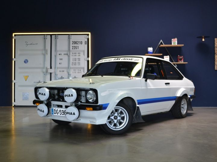 Ford Escort rs2000 - 1