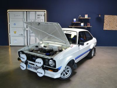 Ford Escort rs2000   - 2