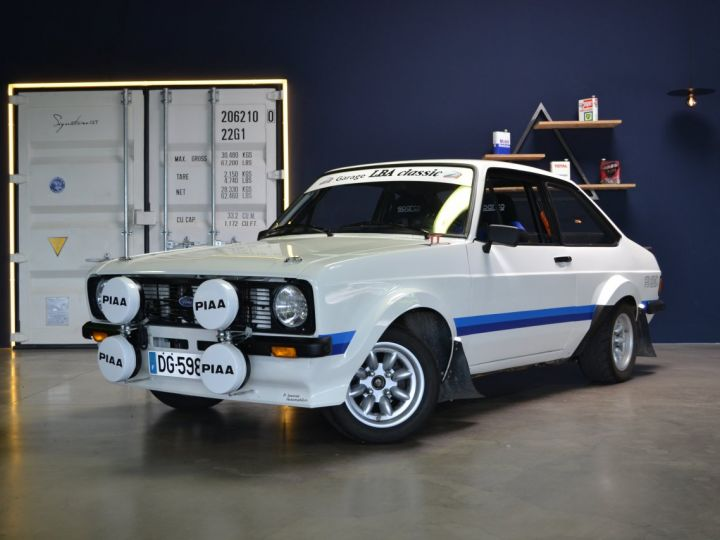 Ford Escort rs2000 - 3