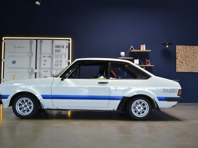 Ford Escort rs2000   - 4