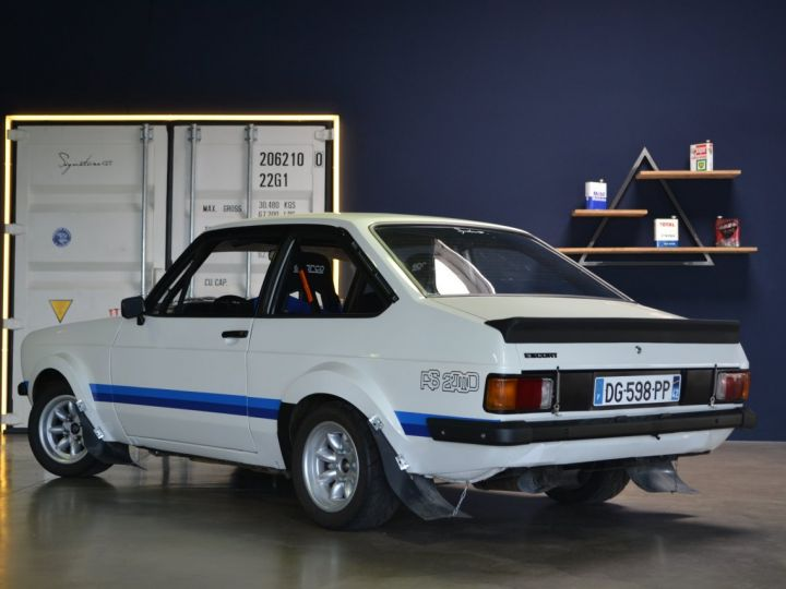 Ford Escort rs2000 - 6