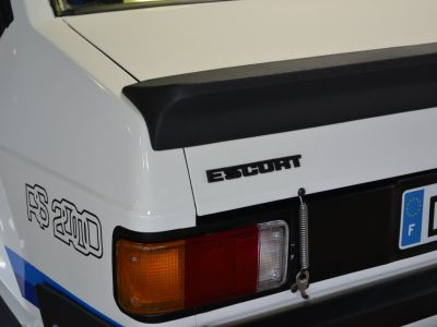 Ford Escort rs2000   - 22