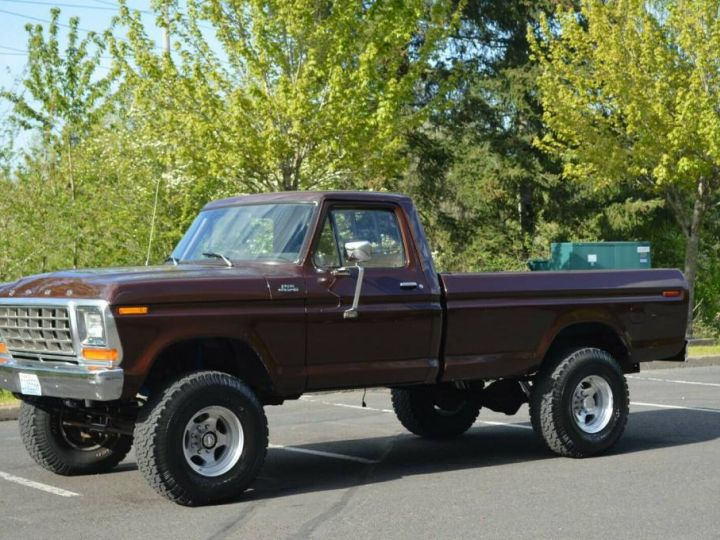 Ford F250 1979 - 1