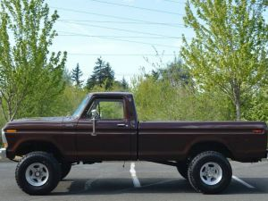 Ford F250 1979   - 2