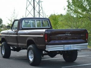 Ford F250 1979   - 4