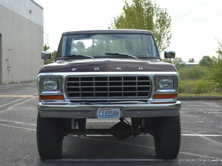 Ford F250 1979 - 5