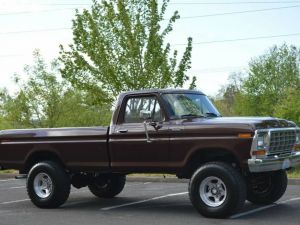 Ford F250 1979   - 7